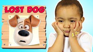 Leah is looking for a lost pet + More Nursery Rhymes & Kids Songs – Leah's Play Time