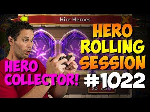 JT's Main: Level 9 Talent Runes + Hero Collector