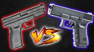 Springfield XD 9mm better than the Glock?