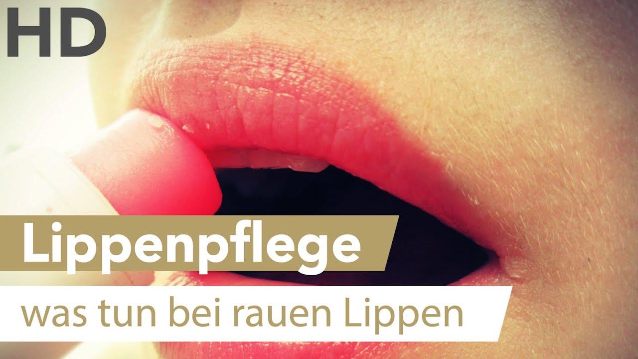 Lippenpflege // Was sie gegen raue Lippen tun können