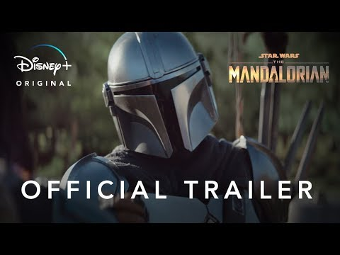 'The Mandalorian' Trailer