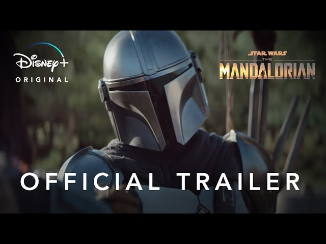 The Mandalorian - Official Trailer 2 | Disney+ | Streaming Nov. 12