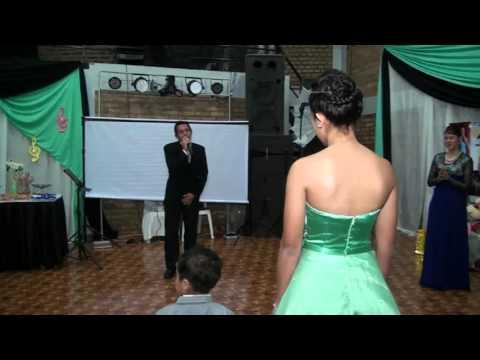padre canta Rick &RENER en español( fhilia)emosionante