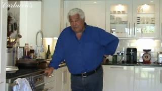 At Home With Antonio Carluccio - Spaghetti Alla Puttanesca