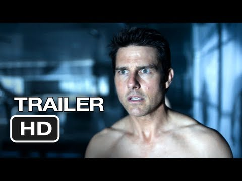 Oblivion Official Trailer #1 Tom Cruise...