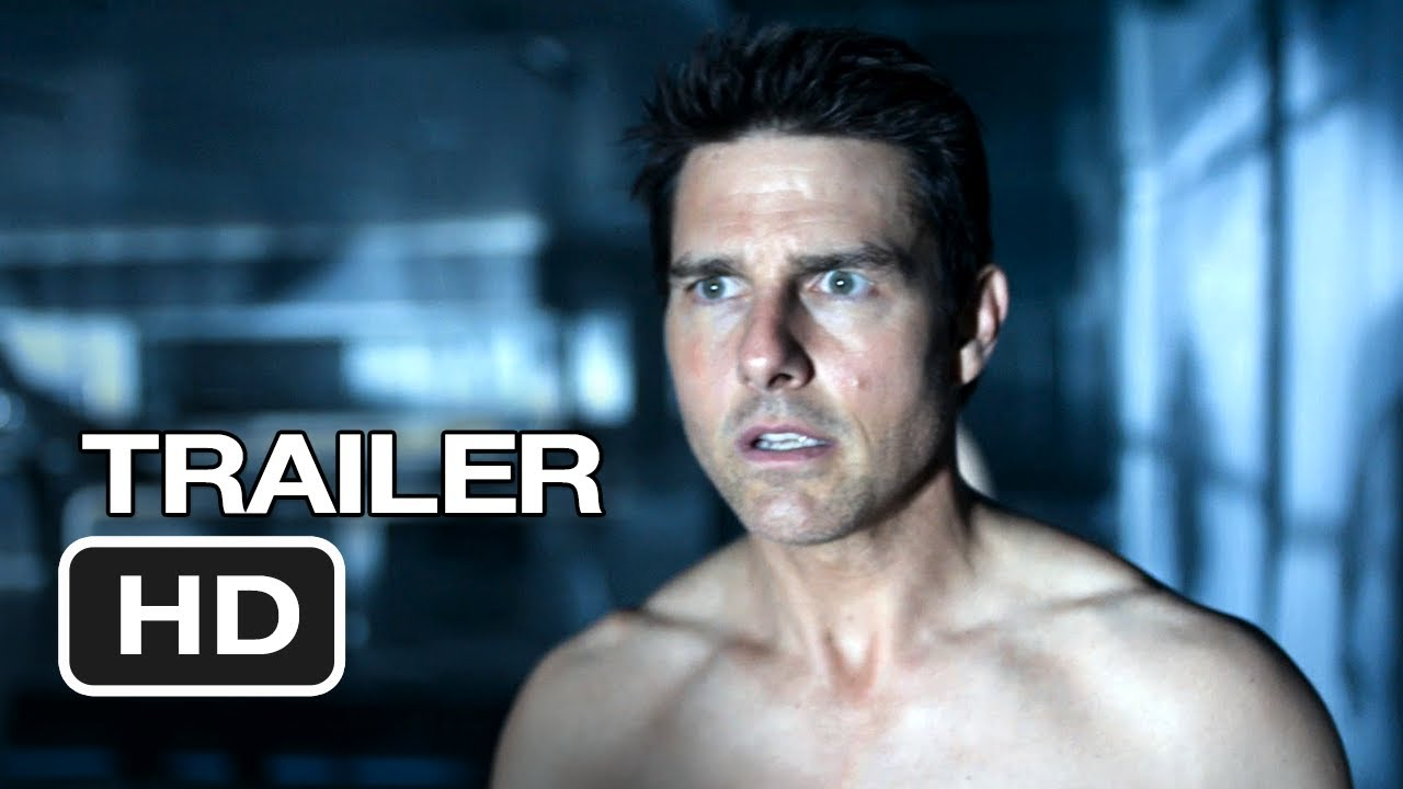 oblivion official trailer #1 tom cruise sci-fi movie hd - youtube