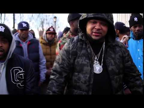 Mysonne ft Fred The Godson, Oun-P, Hocus 45th - New Bronx City *Official Video*