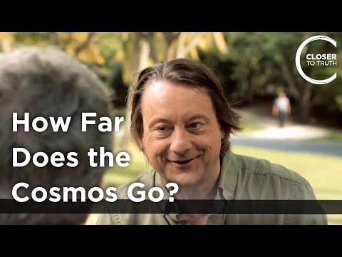Fred Adams - How Far Does the Cosmos Go?
