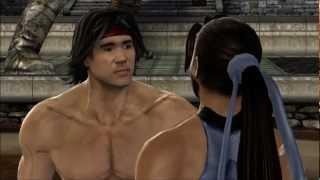 Mortal Kombat vs DC Universe: Story Mode (MK