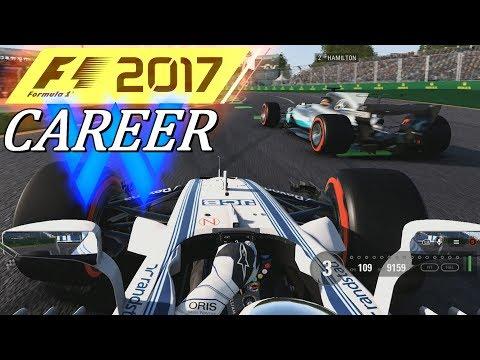 WILLIAMS CAREER - F1 2017 Career ep. 1
