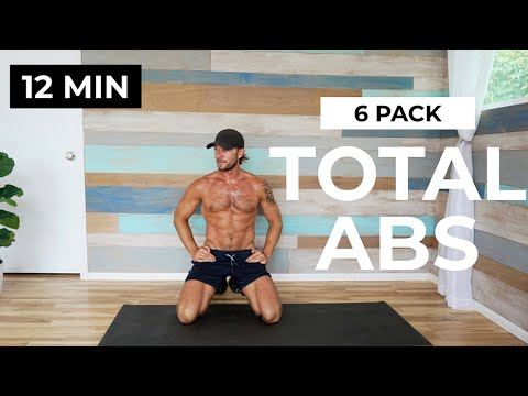 TOTAL ABS WORKOUT | 12 MIN INTENSE ABS WORKOUT | 6 PACK ABS