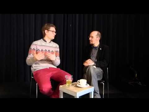 Interview with Nils Petter Mørland at Impro Amsterdam 2015