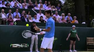 Novak Djokovic (SRB) v Alexander Zverev (GER)