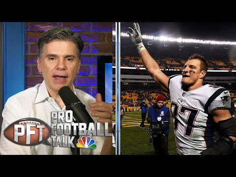 How Rob Gronkowski's move from Patriots to Buccaneers came together | Pro Football Talk | NBC Sports