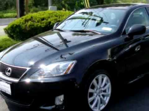 2007 Lexus IS Navigation Ray Catena Lexus Monmouth