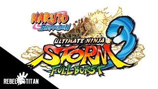 Naruto Shippuden Ultimate Ninja 3 PC Best Keyboard Settings+Gameplay