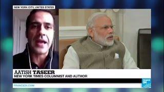 "Modi in the U.S: ""his standing has changed immeasurably"" Aatish Taseer"