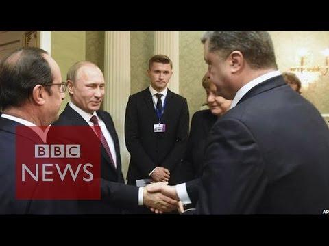 Ukraine Russia ceasefire agreed