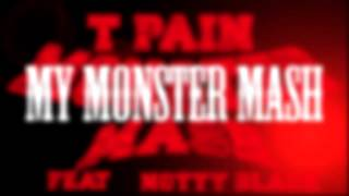 t-pain monster mash lyrics