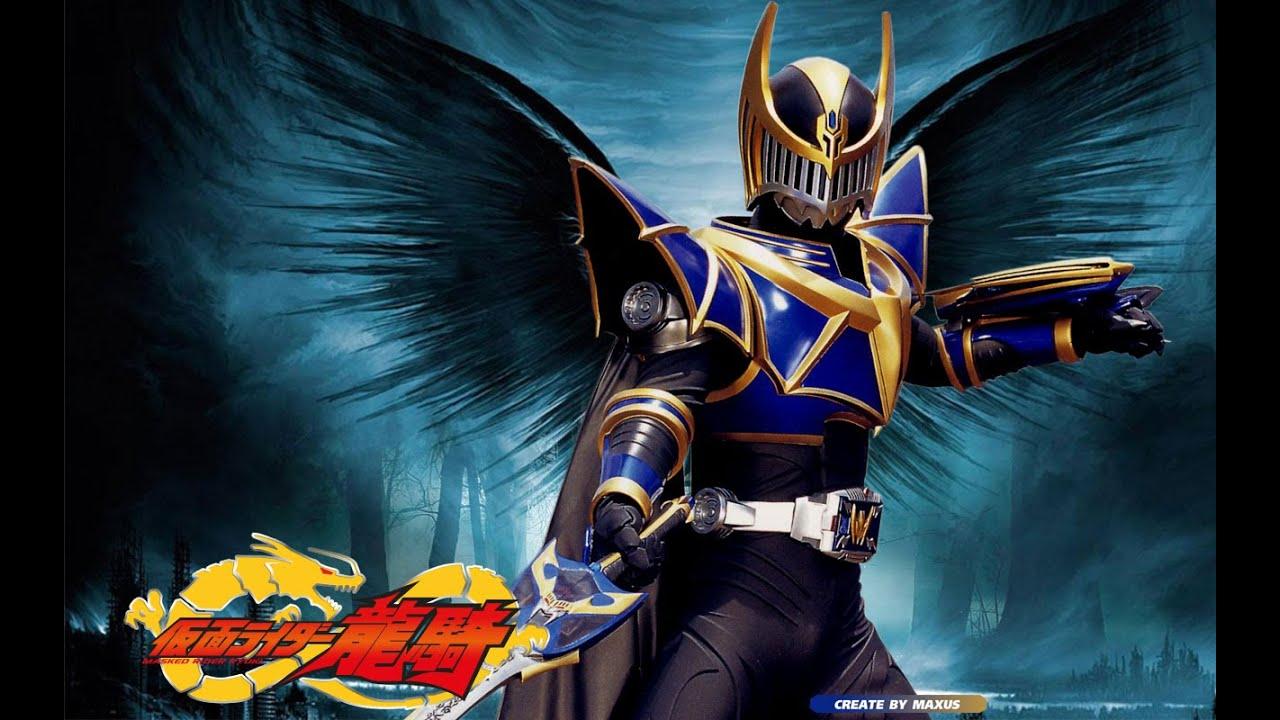 Kamen Rider Wallpaper Hd 仮面ライダー龍騎、ナイト 「サバイブ」 変身音 Kamen Rider Ryuki Henshin Sound