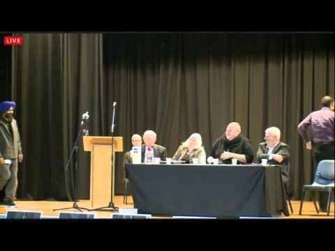 Stop The GCSB Bill Public Meeting