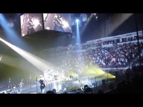 Eric Church The Outsiders tour 2014 Little Rock Ar