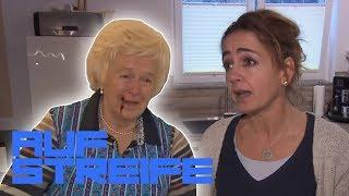 Oma von der Treppe geschubst! War es wirklich die Schwiegertochter? | Auf Streife | SAT.1 TV