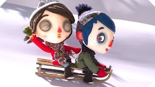 MA VIE DE COURGETTE Bande Annonce (Animation - 201...
