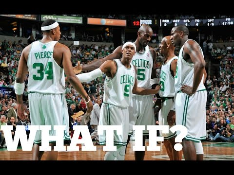 NBA 2K16: MyLEAGUE - What If The 07-08 Boston Celtics Were In Today