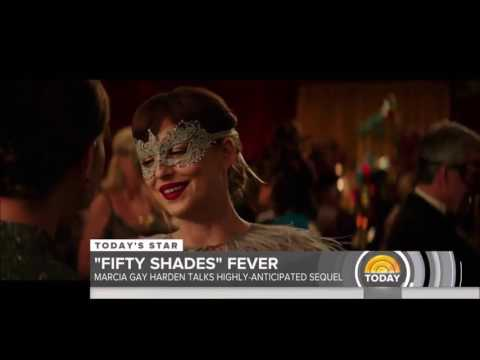 Fifty Shades Darker Clip from the TODAY Show