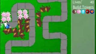 Bloons Tower Defense: Rounds 1-50 Video Tutorial