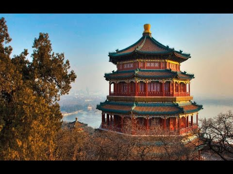 Summer Palace, a true beauty! Beijing, China Travel Vlog.