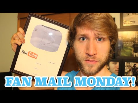 FAN MAIL MONDAY #31 -- 1.5 MILLION SUB SPECIAL!