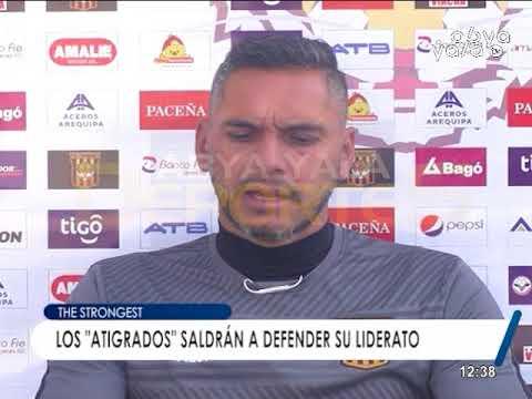 THE STRONGEST: ATIGRADOS SALDRÁN A DEFENDER SU LIDERATO