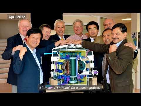 Celebrating ITER