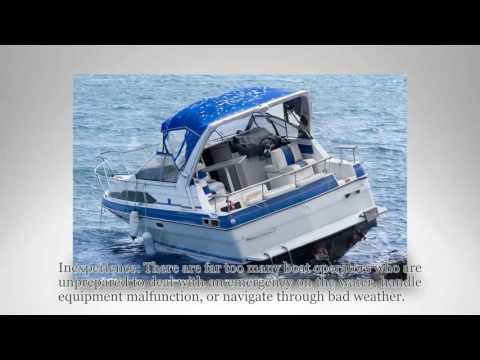 Common Causes of Boat Accidents in Michigan