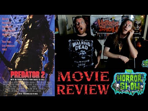 """Predator 2"" 1990 Sci-Fi Action Movie Review – The Horror Show"