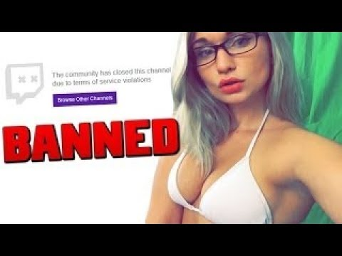 TOP Twitch girls BANNED! 2018 / 1080p | Ultimate Compilation