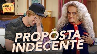Dona Lucrécia faz PROPOSTA INDECENTE para Rique | A Vila | Nova Temporada | Humor Multishow