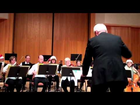 Egmont Overture Played By New Horizons Chamber Orchestra