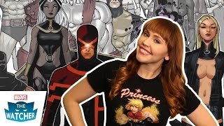 All-New All-Different Marvel Guide! - The Watcher 2015