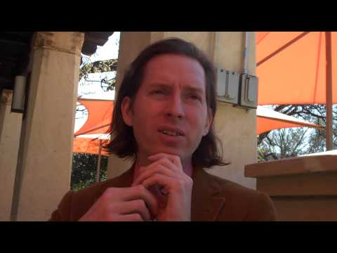 Wes Anderson Talks 'Grand Budapest Hotel' at SXSW Film Festival