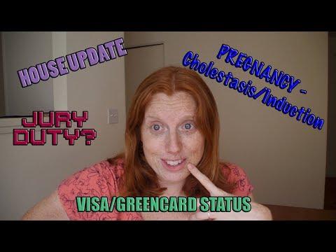 LIFE UPDATE: House, Visas, Pregnancy, etc   Freckle Finance