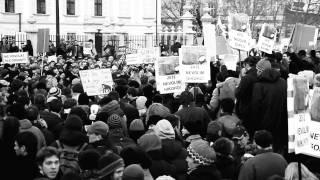 PROTEST GORILA - 27. 01. 2012, BRATISLAVA