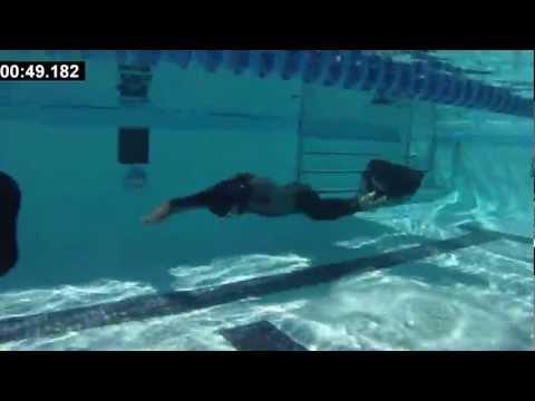 Tanc Sade: 218m National Record Dynamic Apnea