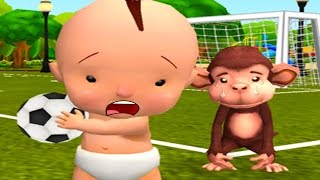fun baby learn to be polite and share playing in the playground fun education ipad games for kids