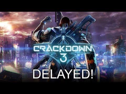Crackdown 3 Delayed! Let's Talk