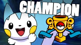 Pokemon World Champion Pachirisu! Pachirisu Moveset - Omega Ruby and Alpha Sapphire / X&Y Guide