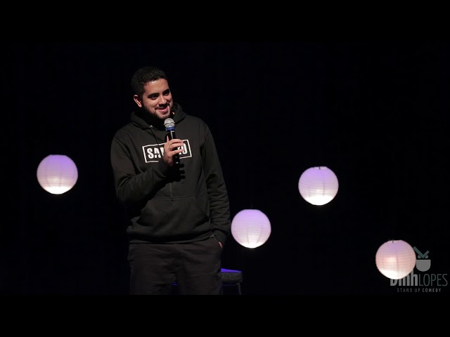 Dihh Lopes - Moleque Reaparece No Acre - Catra e Dia Dos Pais - Stand up Comedy