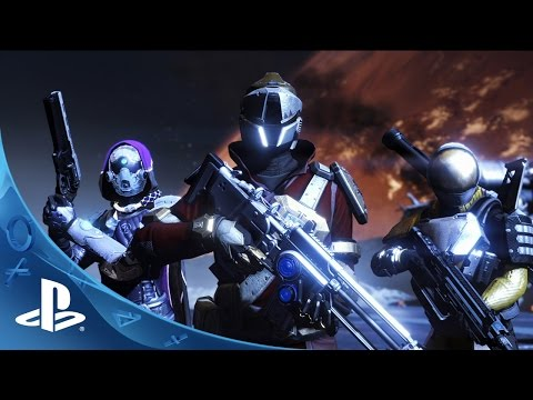 Destiny: The Taken King - Launch Gameplay Trailer | PS4, PS3